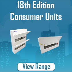 18th Edition Consumer Units With Surge Protection