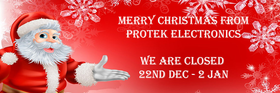 Merry Christmas From Protek Electronics