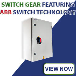 New ABB Switch Gear Range