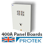 400A Panel Boards