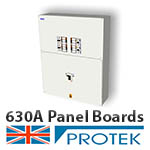 630A Panel Boards