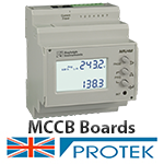 Metering for MCCB Boards