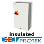 IP65 Insulated GRP
