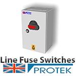 Line Fuse Switches