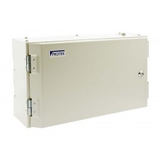 16 Module Accessory Box to Suit 125A Rated Three Phase Boards AB14