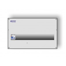 18 Way Metal IP41 Consumer Unit With 80A 30mA RCD Incomer M8030-018