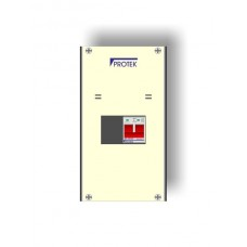 2 Way Amendment 3 Metal Consumer Unit With 100A Switch Incomer A3MIS-002