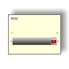 12 Way Amendment 3 Metal Consumer Unit With 100A Switch Incomer A3MIS-012