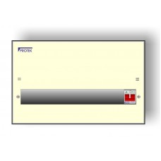 18 Way Amendment 3 Metal Consumer Unit With 100A Switch Incomer A3MIS-018