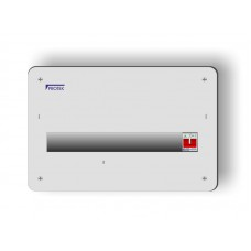 18 Way Metal Flush Fit IP40 Consumer Unit With 100A Switch Incomer MFIS-018