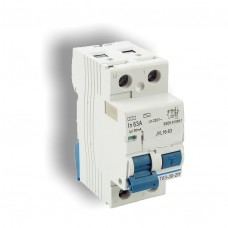 25A 2 Pole 2 Module 100mA Time Delay RCD T25-100-2TD