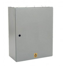 Large Metal IP65 Enclosure 400mm x 400mm x 200mm MIP4420