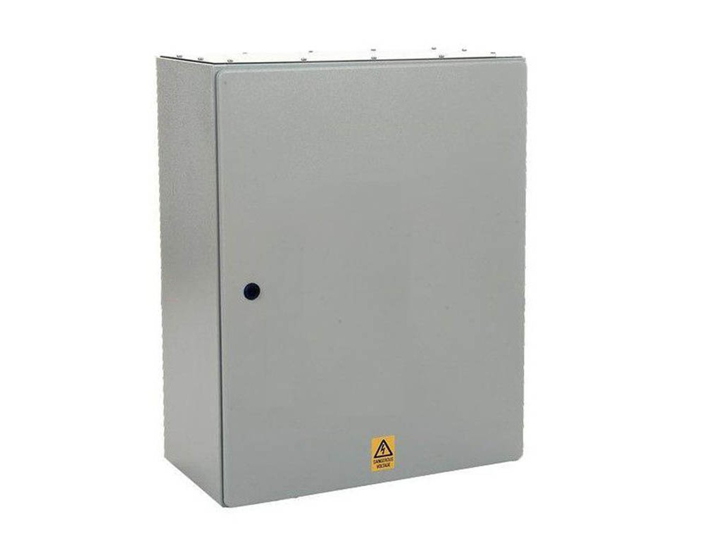 Large Metal IP65 Enclosure 800mm x 800mm x 300mm - Protek UK