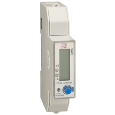 100A Direct Connected Multifunction Meter with Pulse/Modbus and Connections SPM1K