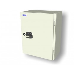 200A 4 Pole IP65 lnsulated Changeover Switch SCO2004P